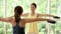 体育俱乐部肌肉训练女子健身房形象 36636686
