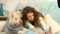 わんこ 犬 女の子の動画 36645860