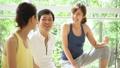 健身房夫妇结婚中间瑜伽锻炼图像 36653890