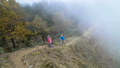 ツーリスト 観光客 ハイキングの動画 36697690