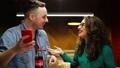 couple, bar, smiling 36707158