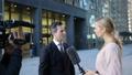 news, presenter, interviewing 36752868