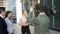 news, presenter, interviewing 36752876