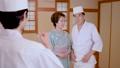 料理人 女将 飲食店の動画 36790586