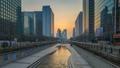韩国 时间的推移 运河 36858860
