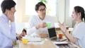 打合せ 会議 ビジネスの動画 36873144