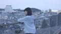 看從小山的婦女城市 36875412