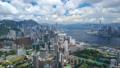 ホンコン 香港 空撮の動画 36922064