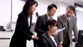 business, businessman, speaking 36959036