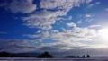 日出在山日出timelapse蓝天云彩流程 36973687