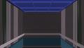 창문이 투명 처리 된 전망 용 엘리베이터 내부에서 촬영 한 애니메이션. _2 37011522