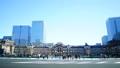 東京駅 駅 駅前広場の動画 37030921