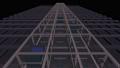 고층 빌딩의 전망 엘리베이터와 배경이 투명한 애니메이션 ._1 37051769