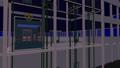 고층 빌딩의 전망 엘리베이터와 배경이 투명한 애니메이션 ._3 37051771