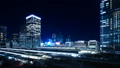 東京駅 駅 夜景の動画 37055590