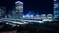 東京駅 駅 夜景の動画 37055591