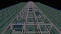 고층 빌딩의 전망 엘리베이터와 배경이 투명한 애니메이션 ._3 37068683