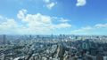 東京 タイムラプス 都会の動画 37078292