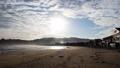Early morning Uratomi Beach Tottori 37088256