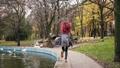 湖 走る パークの動画 37099663