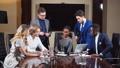 ビジネス チームワーク オフィスの動画 37161915