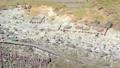 栃木県那須町 殺生石 遊歩道(フィックス)5月 37252943