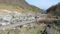 栃木県那須町 殺生石 遊歩道(フィックス)5月 37252948