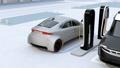 電気自動車 充電 充電スタンドの動画 37270103