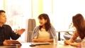 ビジネス 打合せ 会話の動画 37287417