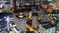 横浜 タイムラプス 夜の動画 37312842
