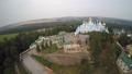 St Dukhovskoi Pochayiv Monastery from bird's eye 37336702