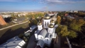 Aerial view of orthodox church in Ukraine 37336730