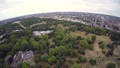 Aerial panoramic view of London Hyde Park 37336733