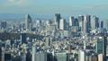Megapolis Tokyo Shinjuku Skyscrapers Meiji Jinguu timelapse zoom 37373924