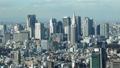 Megapolis Tokyo Shinjuku Shinjuku skyscrapers timelapse panning 37373972
