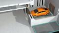 ロボット 駐車場 駐車の動画 37403089