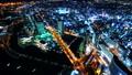 横浜 夜景 ネオンの動画 37487263