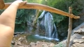 Look at the waterfall. 37499326