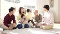 家族 ファミリー 三世代の動画 37544378