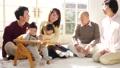 家族 ファミリー 三世代の動画 37544382