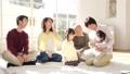 家族 ファミリー 三世代の動画 37544392