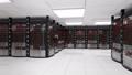 Server room and rack servers with server error 37630079