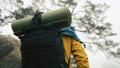 男 ハイキング 山歩きの動画 37640014