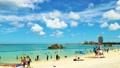 沖縄北谷アラハビーチ タイムラプス 37837743