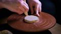 Potter special tools handles clay. Master crock 37875777