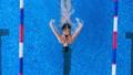 運動 スイマー 泳ぐの動画 37905727
