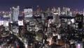 東京 タイムラプス 夜景の動画 37952667