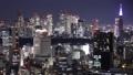 東京 タイムラプス 夜景の動画 37952916