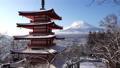 富士山 五重塔 忠霊塔の動画 38048646