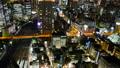 东京夜视图timelapse大城市充满活力的都市风景关闭修理 38095764